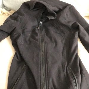 Black LuluLemon define jacket